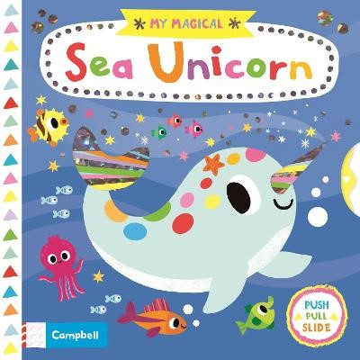 My Magical Sea Unicorn - pr_323776