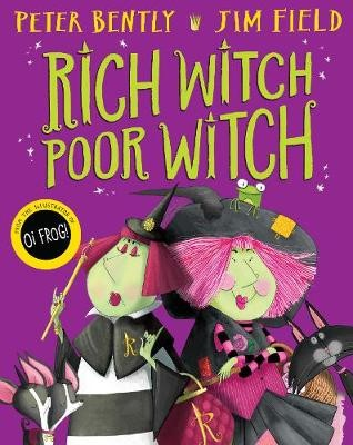 Rich Witch, Poor Witch -