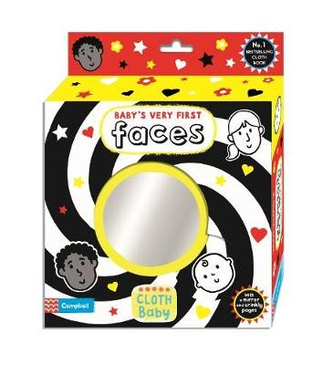 Baby's Very First Cloth Book: Faces -
