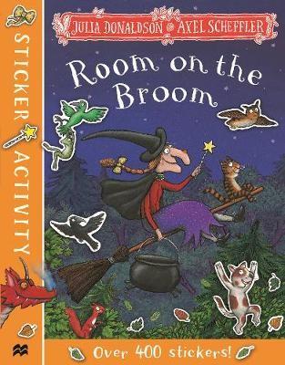 Room on the Broom Sticker Book -