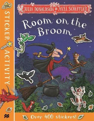 Room on the Broom Sticker Book - pr_1787742