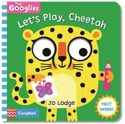 Let's Play, Cheetah - pr_1883623
