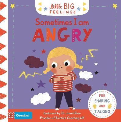 Sometimes I Am Angry -
