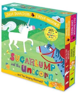 Sugarlump and the Unicorn and The Singing Mermaid Board Book Slipcase - pr_1787732