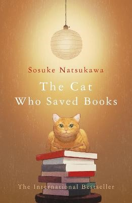 The Cat Who Saved Books -