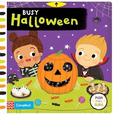Busy Halloween -