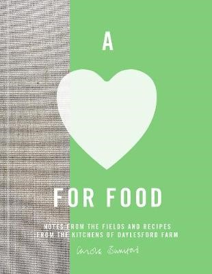 A Love for Food -
