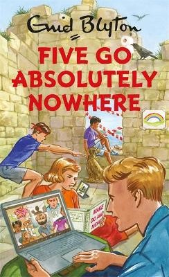 Five Go Absolutely Nowhere -