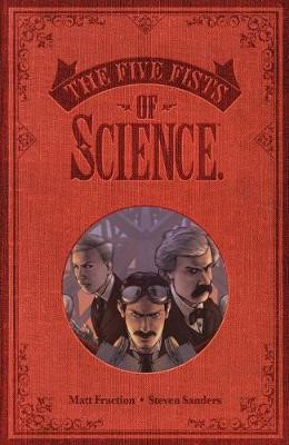 Five Fists of Science (New Edition) - pr_139362