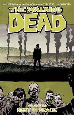 The Walking Dead Volume 32: Rest in Peace - pr_156107