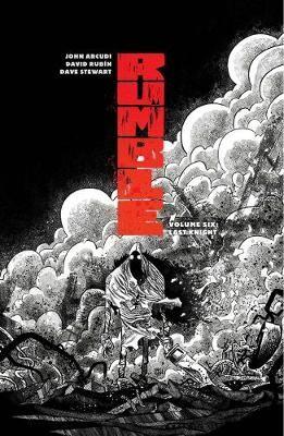 Rumble Volume 6: Last Knight -