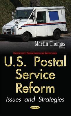 U.S. Postal Service Reform -