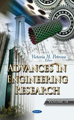Advances in Engineering Research -