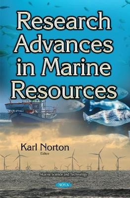 Research Advances in Marine Resources -