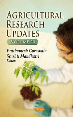 Agricultural Research Updates -