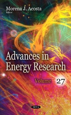 Advances in Energy Research -
