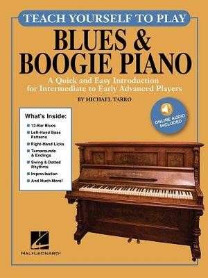Teach Yourself to Play Blues & Boogie Piano -