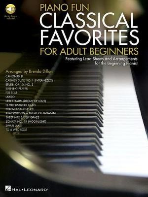 Piano Fun- Classical Favorites for Adult Beginners -