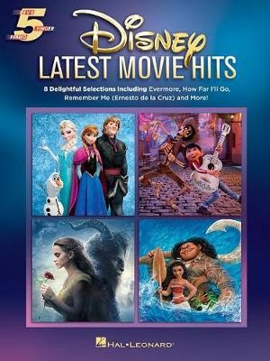 Disney Latest Movie Hits -