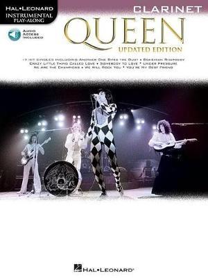 Queen - Clarinet (Book/Audio) -