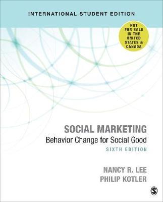 Social Marketing - International Student Edition -