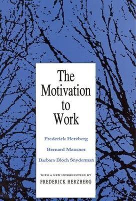 Motivation to Work -