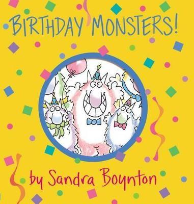 Birthday Monsters - pr_288724