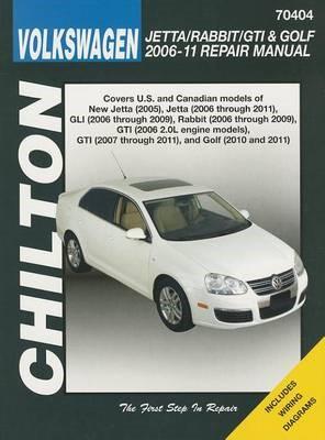 VW Jetta/Rabbit/Gti/Golf (06-11) (Chilton) - pr_214513