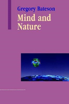 Mind and Nature -