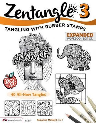 Zentangle 3, Expanded Workbook Edition - pr_77074