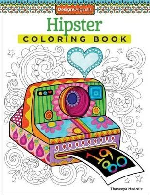 Hipster Coloring Book - pr_265903