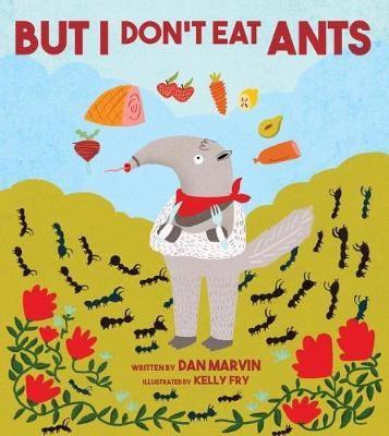 But I Don't Eat Ants - pr_62804