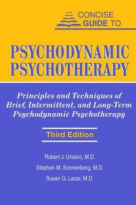 Concise Guide to Psychodynamic Psychotherapy - pr_339418