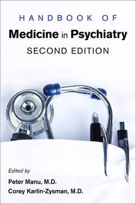 Handbook of Medicine in Psychiatry - pr_284349