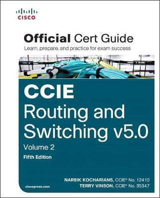 CCIE Routing and Switching v5.0 Official Cert Guide, Volume 2 -