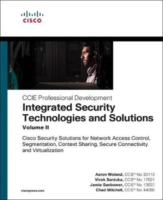 Integrated Security Technologies and Solutions - Volume II - pr_664