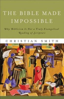 The Bible Made Impossible - pr_140366