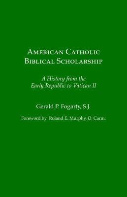 American Catholic Biblical Scholarship - pr_3124