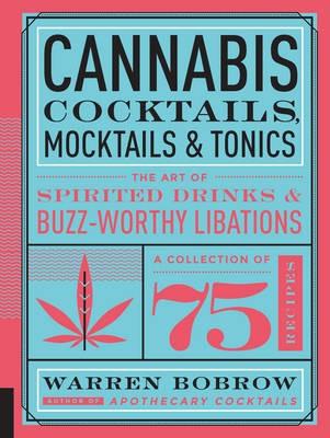 Cannabis Cocktails, Mocktails & Tonics -
