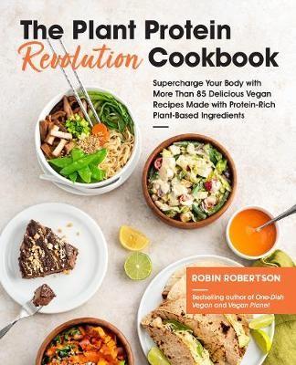 The Plant Protein Revolution Cookbook - pr_1807244