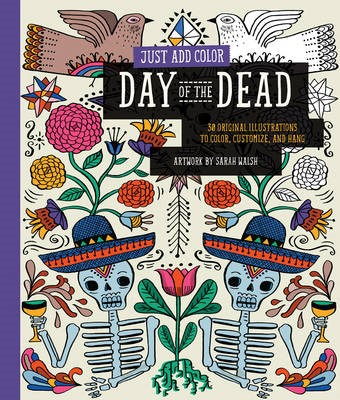 Just Add Color: Day of the Dead - pr_284928