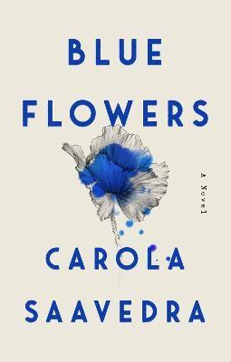 Blue Flowers -