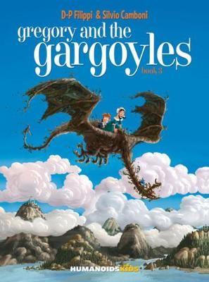 Gregory And The Gargoyles #3 - pr_24043
