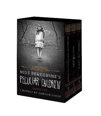Miss Peregrine's Peculiar Children Boxed Set - pr_155967