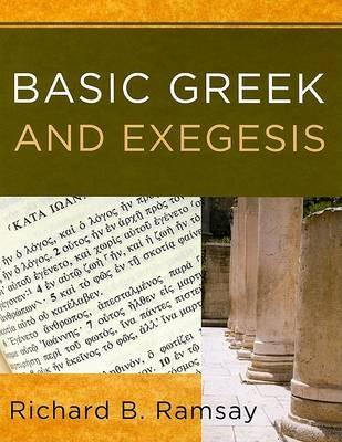 Basic Greek and Exegesis - pr_209479