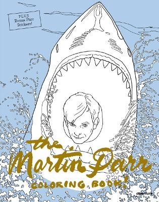 The Martin Parr Coloring Book! -
