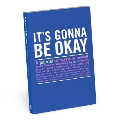 Knock Knock It`s Gonna Be Okay Mini Inner Truth Journal - pr_236632