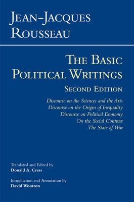 Rousseau: The Basic Political Writings -