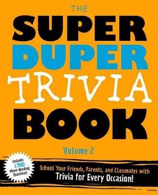 Super Duper Trivia Volume 2 -