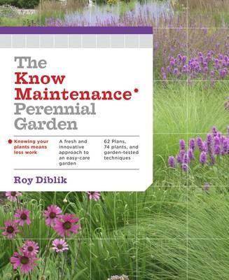 Know Maintenance Perennial Garden -